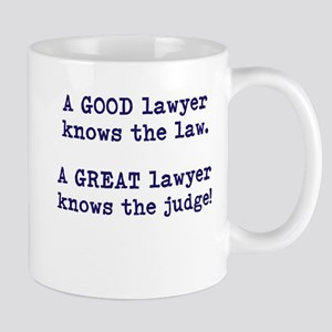 A Great Lawyer Mugs