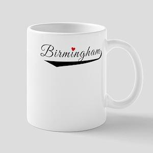 Birmingham Heart Logo Mugs