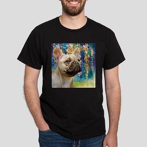 French Bulldog Painting T-Shirt