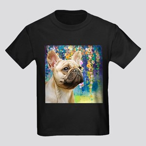 French Bulldog Painting T-Shirt