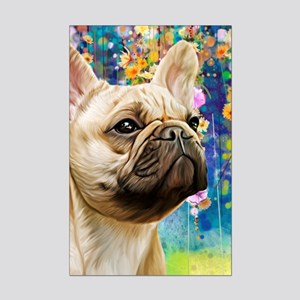 French Bulldog Painting Posters