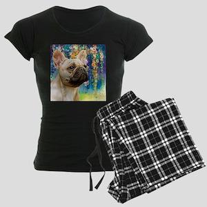 French Bulldog Painting Pajamas