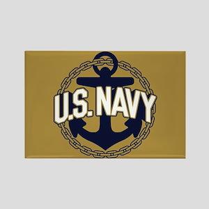 U.S. Navy Seal Rectangle Magnet