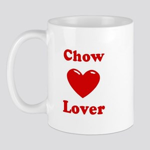 Chow Lover Mug