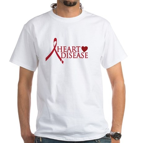 Women's Heart Disease Women's Dark T-Shirt