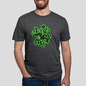 St. Patrick's Day Four Leaf Clover Cutie T-Shirt