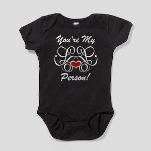 Greys Anatomy Baby Bodysuit