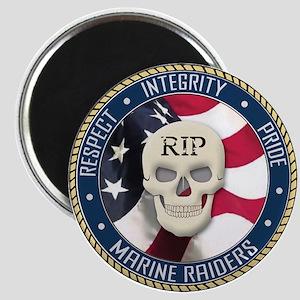 RIP Marine Raiders Magnet