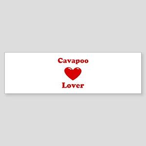 Cavapoo Lover Bumper Sticker
