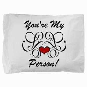 Greys Anatomy Pillow Sham
