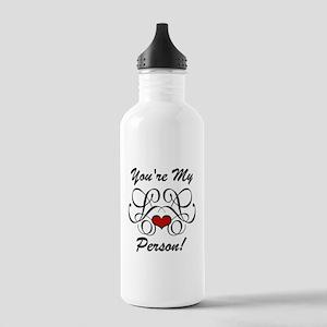 Greys Anatomy Water Bottle