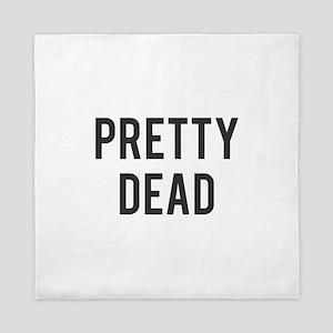 Pretty Dead Queen Duvet
