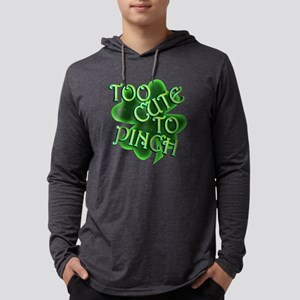 St. Patrick's Day Four Leaf Cl Long Sleeve T-Shirt