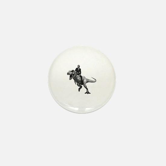 Cute Abraham lincoln Mini Button