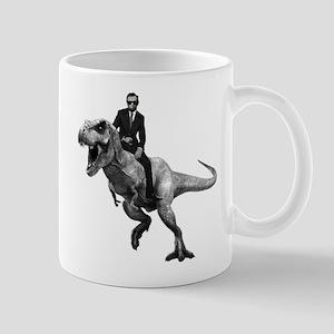Dino Abe Mugs