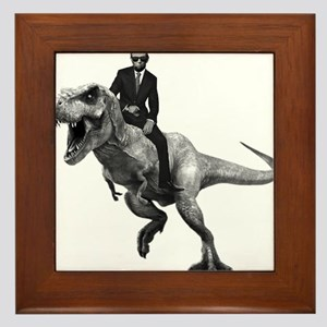 Dino Abe Framed Tile