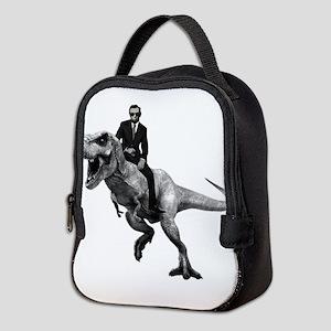 Dino Abe Neoprene Lunch Bag