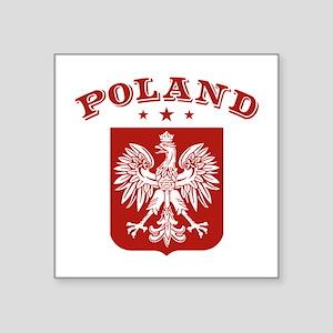 Poland334 Sticker