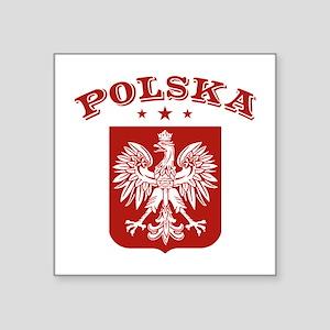 Polska334 Sticker