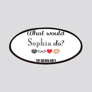 What Would Sophia Do Patch