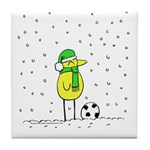 Canary Crimbo - Norwich City FC inspired Christmas