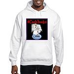 #cookbooks Hooded Sweatshirt