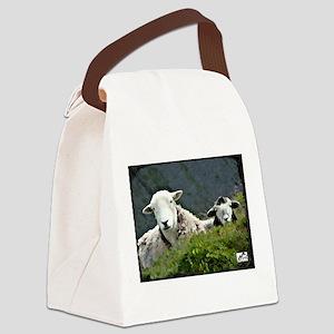 Herdwick Ewe & Lamb Canvas Lunch Bag