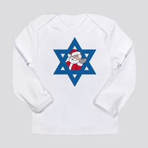 Christm()ukkah Long Sleeve T-Shirt
