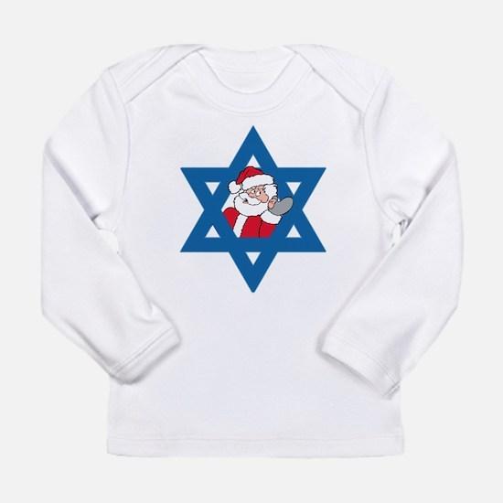Christm()ukkah Long Sleeve T-Shirt