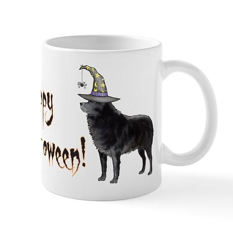 Halloween Schipperke Mugs
