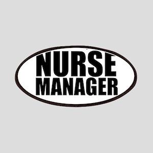 Trust Me, I'm A Nurse Manager Patch