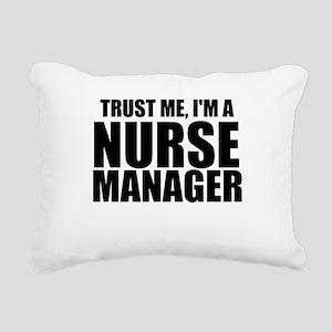 Trust Me, I'm A Nurse Manager Rectangular Canvas P