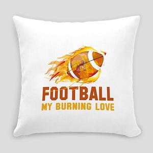 Football Everyday Pillow
