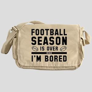 I'm Bored Messenger Bag