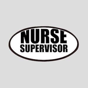 Trust Me, I'm A Nurse Supervisor Patch