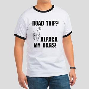 Alpaca My Bags! Ringer T
