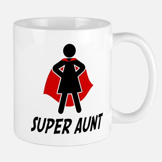 Super Aunt Mug