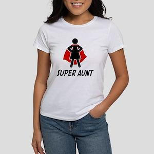 Super Aunt Women's T-Shirt