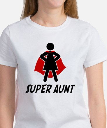 Super Aunt Women's T-Shirt