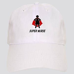 Super Nurse Baseball Cap