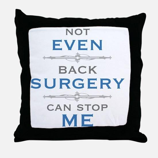 Unique 2013 awesome i survived survivor Throw Pillow