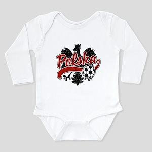 Polska Soccer Body Suit