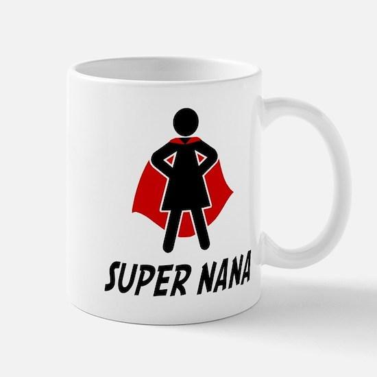 Super Nana Mugs