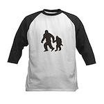Bigfoot Jr Baseball Jersey