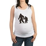 Bigfoot Jr Maternity Tank Top
