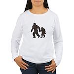 Bigfoot Jr Long Sleeve T-Shirt