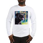 Cane Corso Painting Long Sleeve T-Shirt
