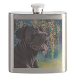 Cane Corso Painting Flask