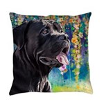 Cane Corso Painting Everyday Pillow