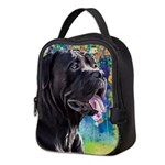 Cane Corso Painting Neoprene Lunch Bag